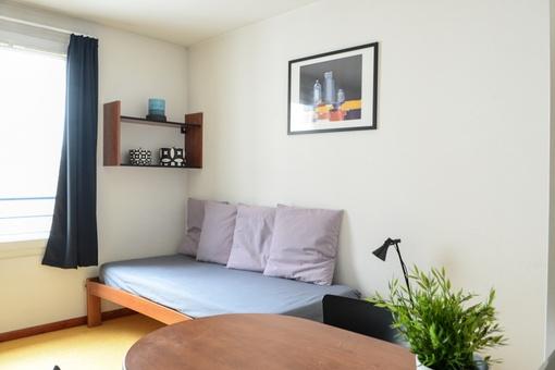 Studio meublé étudiant Villeurbanne