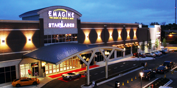 Royal Oak Theatre Emagine Entertainment