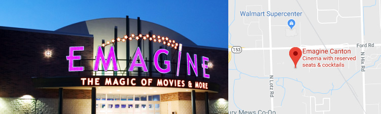 Canton Theatre Emagine Entertainment