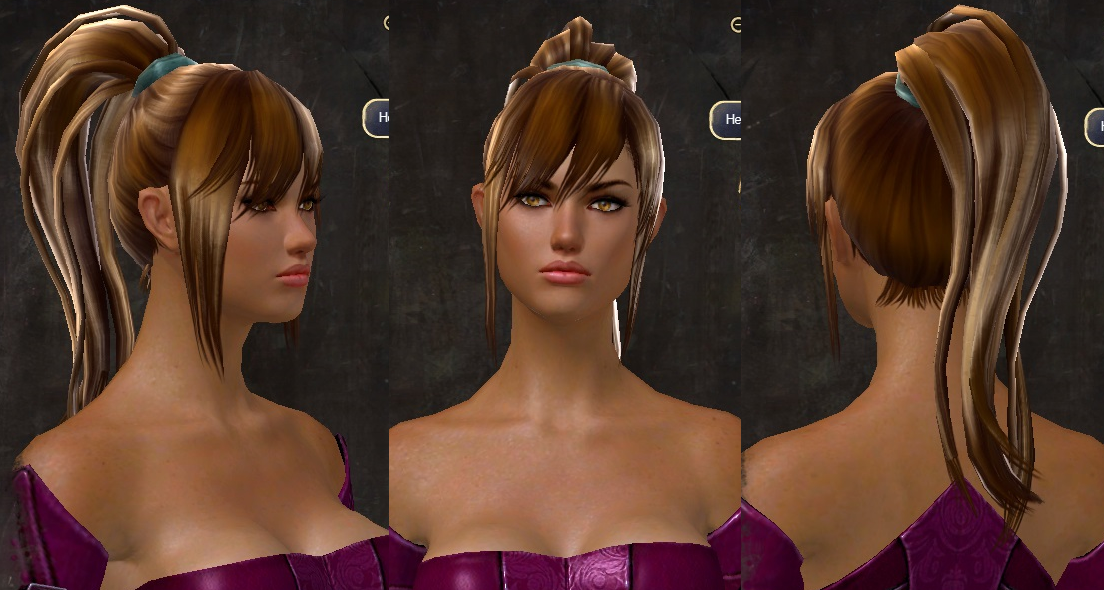 New Hairstyles In Todays Update