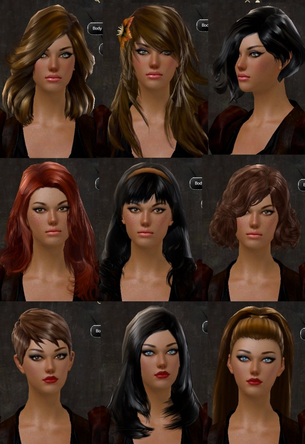 New Faces In Todays Update