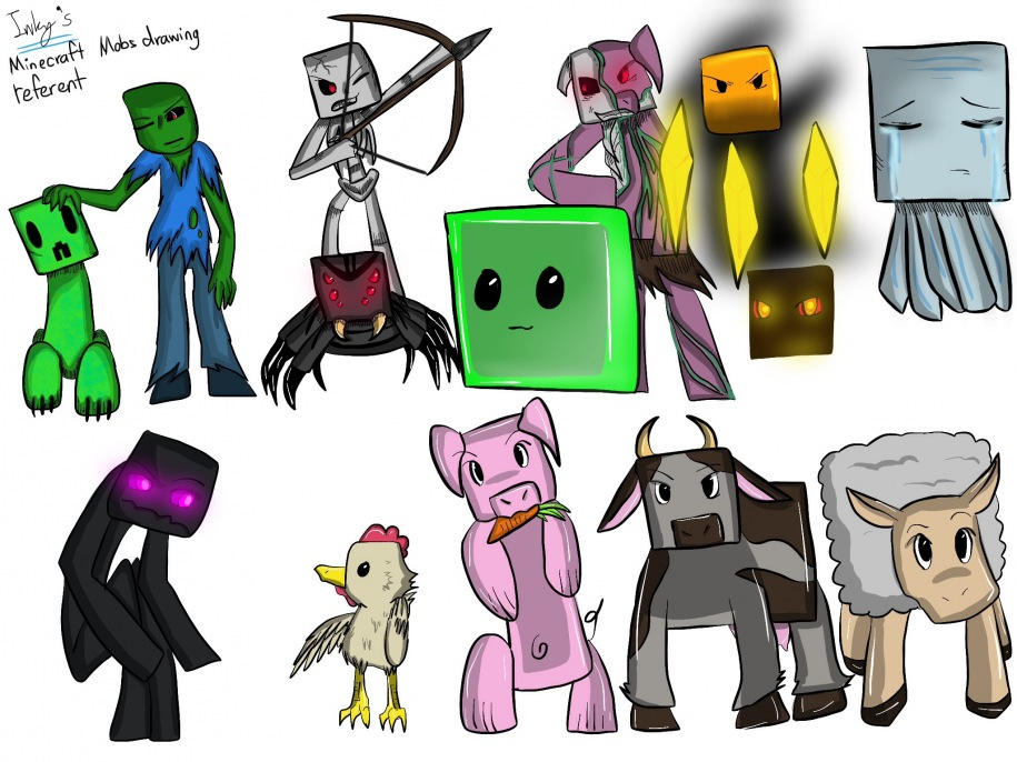 Inkys minecraft arts draw in ipad 1428409856imageg ccuart Image collections