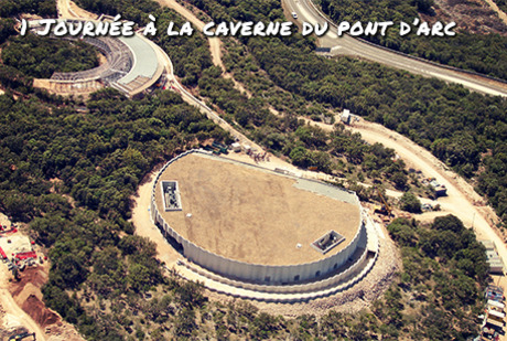 La Caverne du Pont d'Arc, le plus grand fac-similé au monde