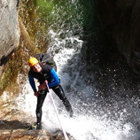 La Fustugère Canyon