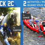 Pack Canyon / Canoe