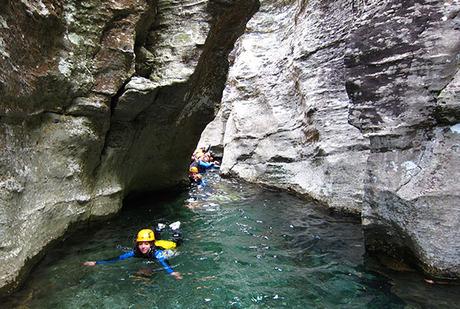 Canyon du Roujanel
