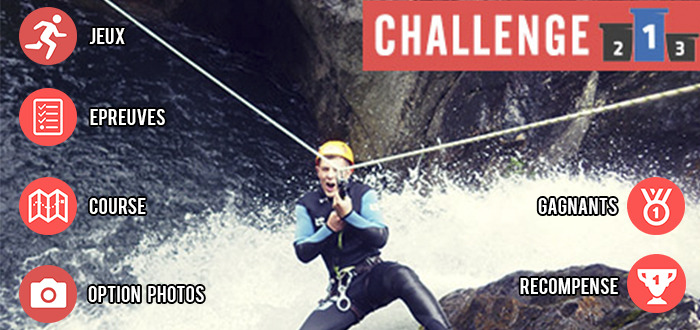 Challenges exclusifs EVG-EVJF