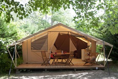Camping le Vieux Vallon***