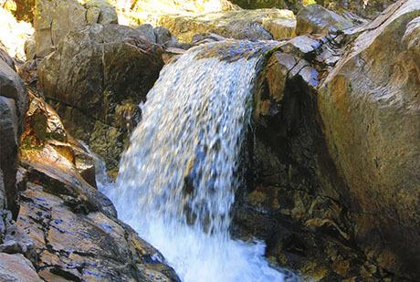 Canyon de la Borne