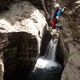 Canyon du Haut Roujanel