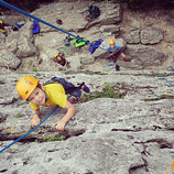 Children/Family Rock Climbing trip (Casteljau)