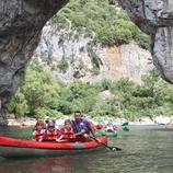 Canoeing Trip 7 kms (4,35 miles)