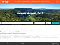 Campings Tohapi en Ardèche