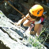 Children/Family Rock Climbing trip (Salavas)