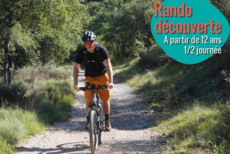Rando VTT Electrique - Découverte