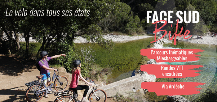 Electric bike & MTB rental in Ardeche