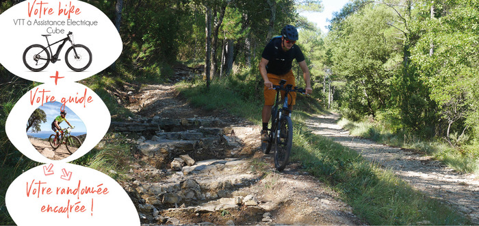Guided Electric Mountain Bike Tours