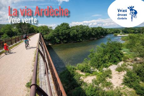 Via Ardèche ( voie verte )