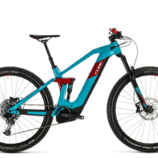 Electric MTB full-suspension - Cube
