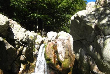 Le canyon de la Borne Intégrale