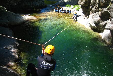 Canyon de la Borne intégrale