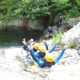 Haute Ardèche Canyon
