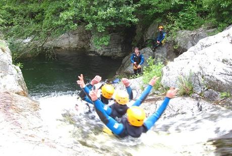 Canyon de la Haute Ardèche