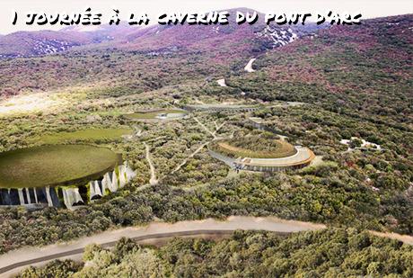 La Caverne du Pont d'Arc, la restitution de la Grotte Chauvet