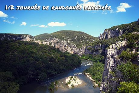 Randonnée au cœur des Gorges de l'Ardèche
