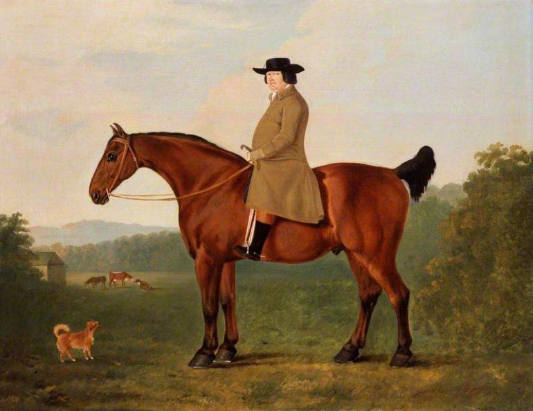 Painting of Robert Bakewell