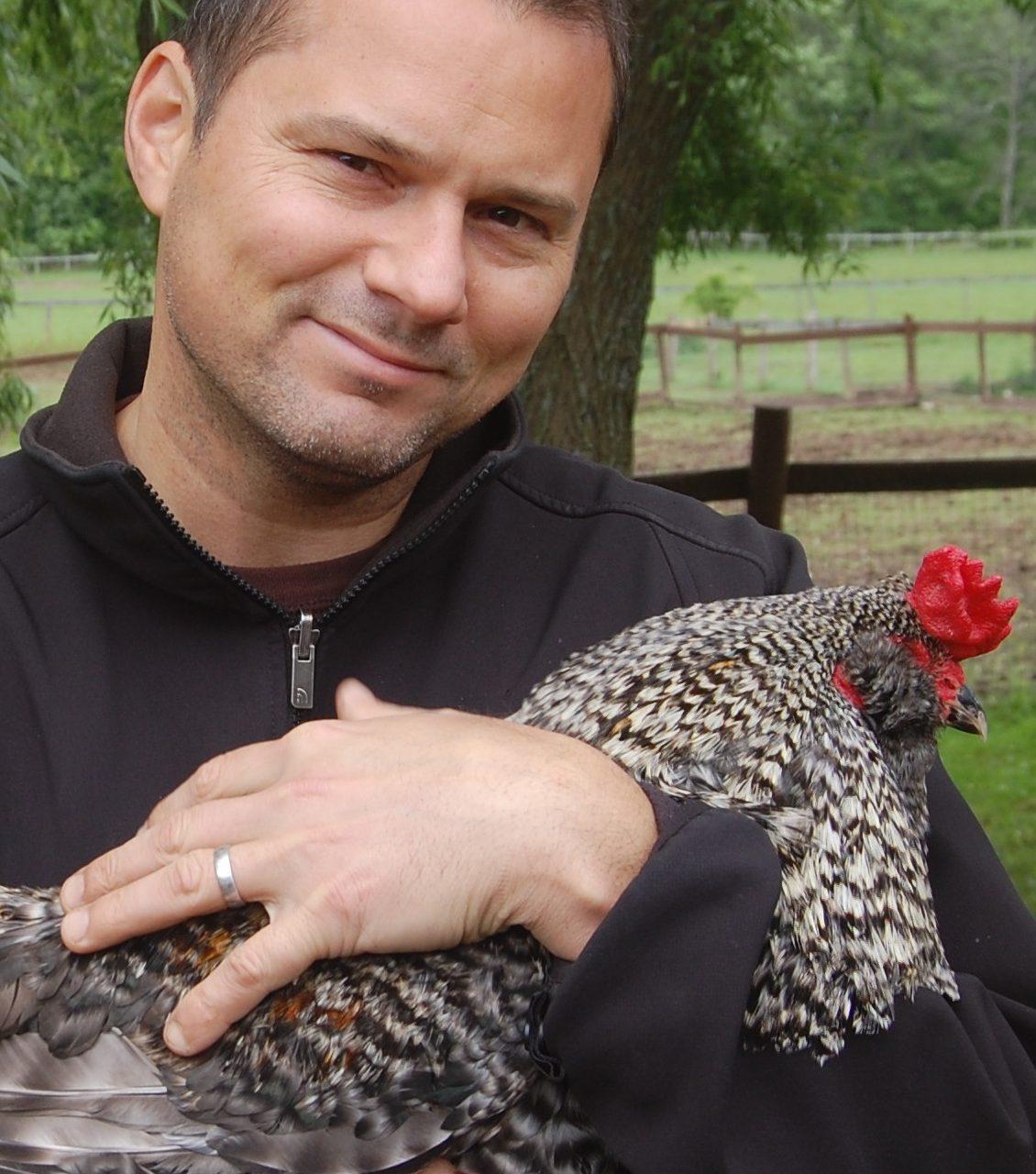 Farm Sanctuary Board Member Anthony Milazzo