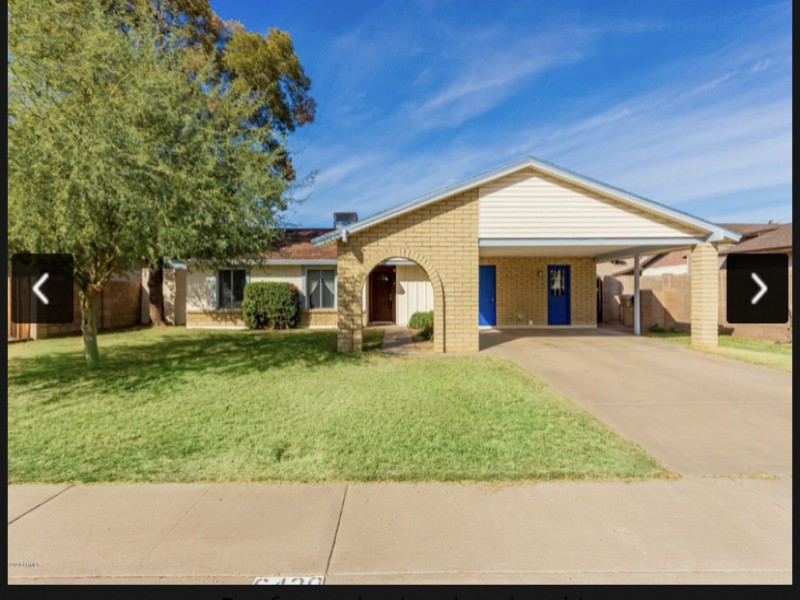 Elementary teacher buying first home Image