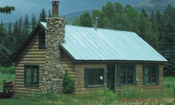 Investors Wanted @10% ROI in >6 Months on My Dream Cabin at Vallecito Lake Colorado Image