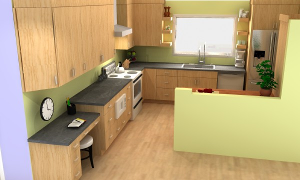 L & L's Dream Kitchen Image
