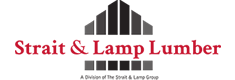 Logo Strait And Lamp