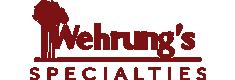 Logo Wehrungs Specialties
