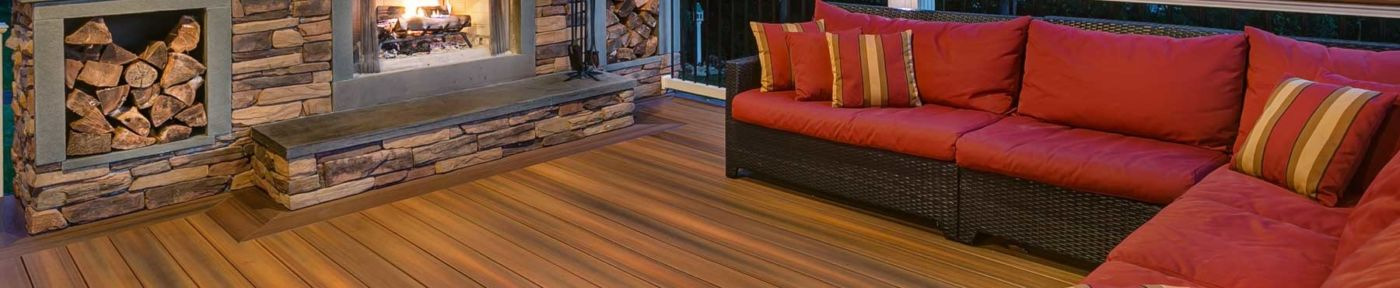 Composite Decking Boards Fascia Horizon Decking