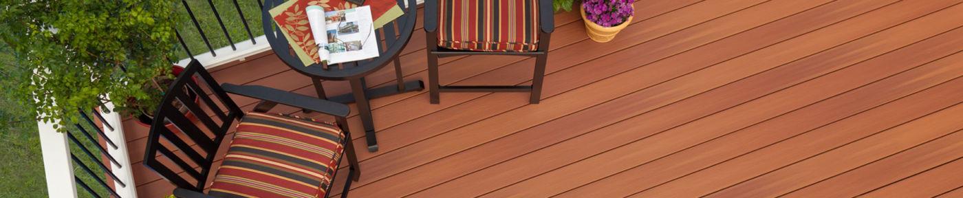 Composite Wood Decking Composite Wood Deck Fiberon