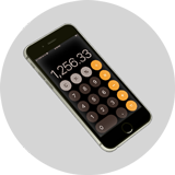 Fiberon Calculator Nav