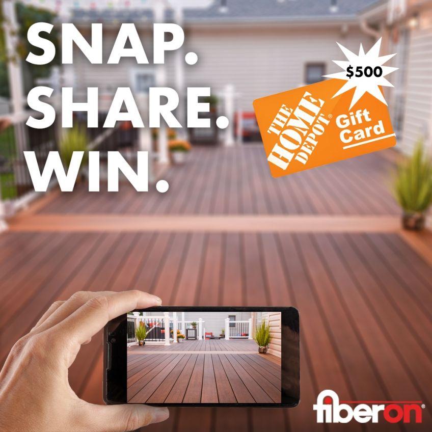 Snap Share Win