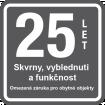 Czech 25Yr Stain Fade Cs