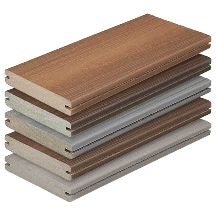 Get a sample for Fiberon ipe decking prices