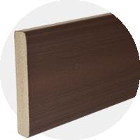 Cladding Board View Tudor Brown