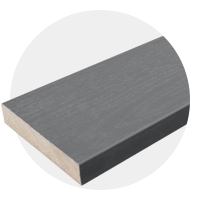 Relax Decking Gray Profile 200X200