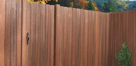 Composite Fencing Privacy Fence Pickets Fiberon
