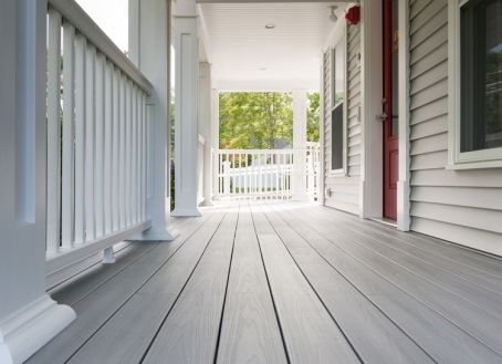 Horizon Decking Castle Gray