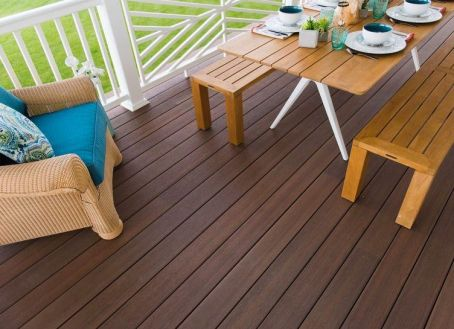 Homegrid Symmetry Decking