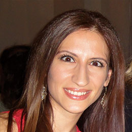 Tina Kassimis - headshot