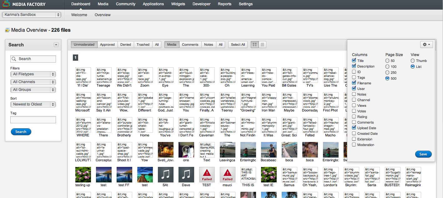 Votes and Views | New Spark Media Platform Developer Documentation