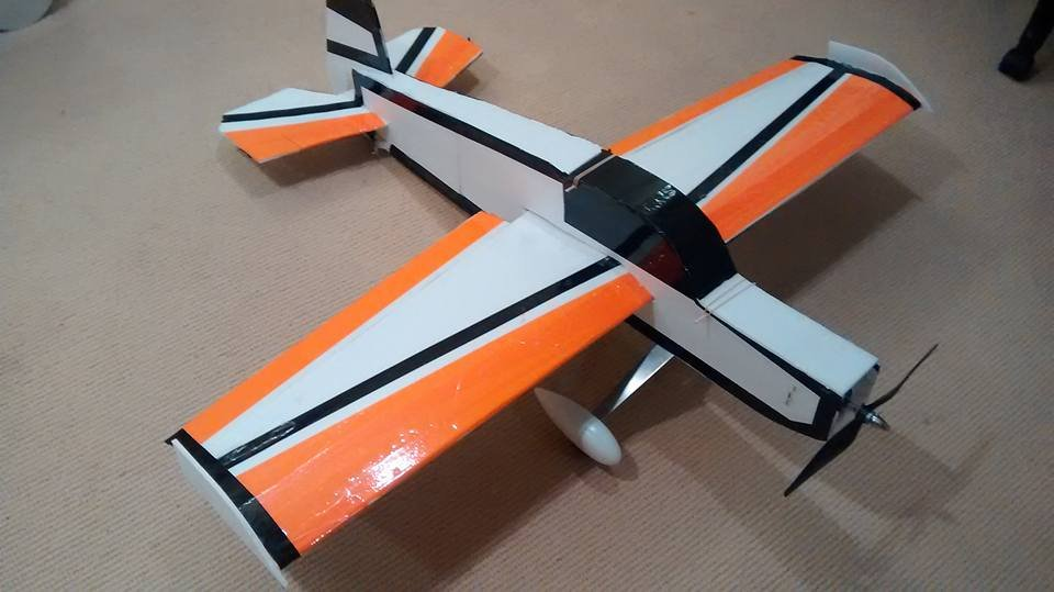 Sledge 540 Extreme 3D DTFB plane with free plans! | Flite Test